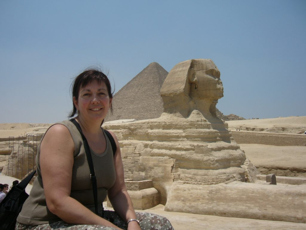 L'Égypte, pour ses pyramides légendaires et la magie de ses temples dédiés aux Dieux et aux Pharaons