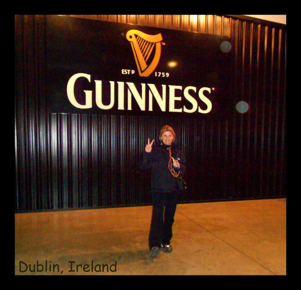 L'Irlande, pour sa beauté panoramique à couper le souffle et sa Guinness