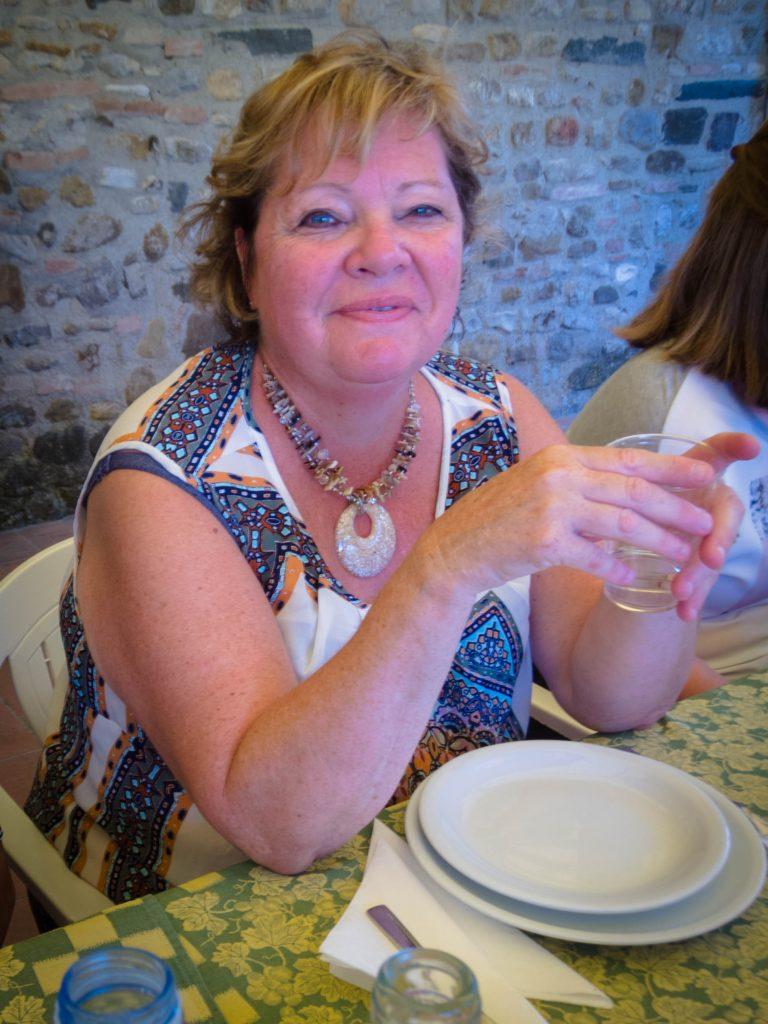 La Toscane avec ses vignobles et ses habitations typiques