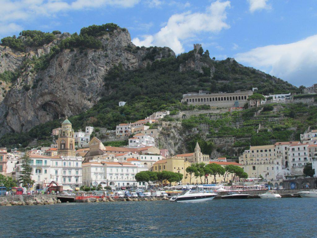 L'Italie, pour sa gastronomie et ses incroyables paysages