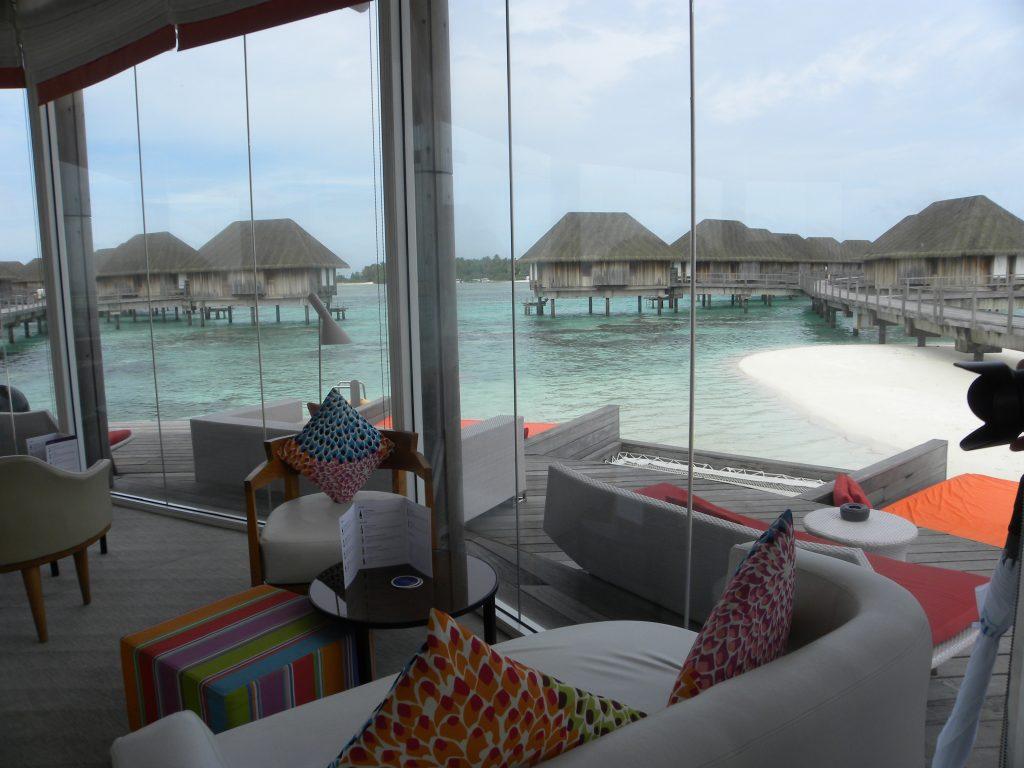 Les Maldives, pour son décor enchanteur