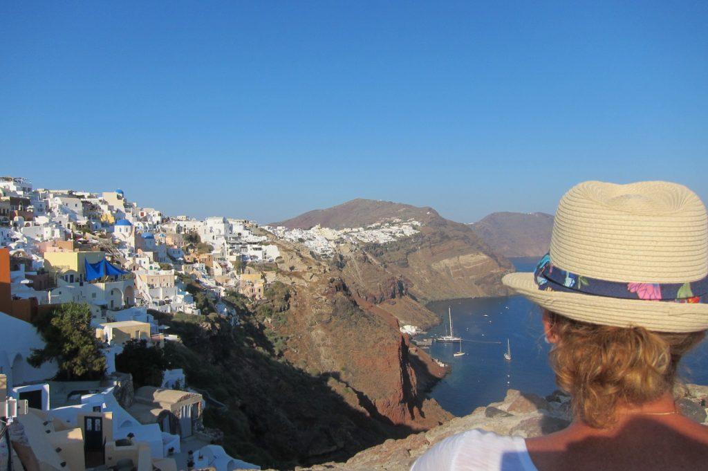 La Grèce, pour les couchers de soleil de Santorin