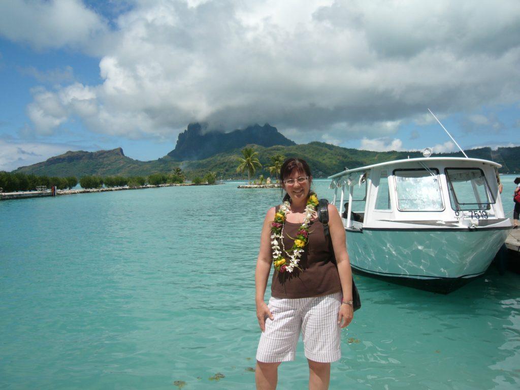 La Polynésie française, destination paradisiaque avec ses lagons aux nuances infinies de bleu