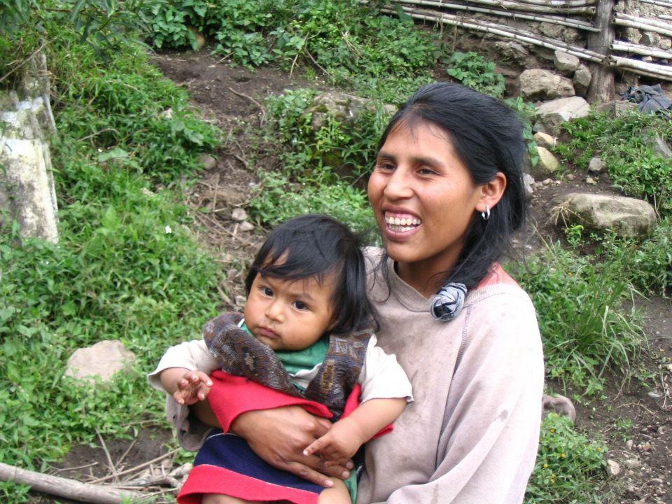 L'Équateur, pour la beauté de son peuple