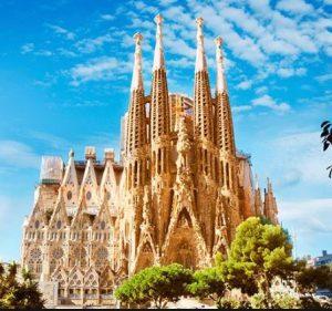 Barcelone et la Costa Del Sol