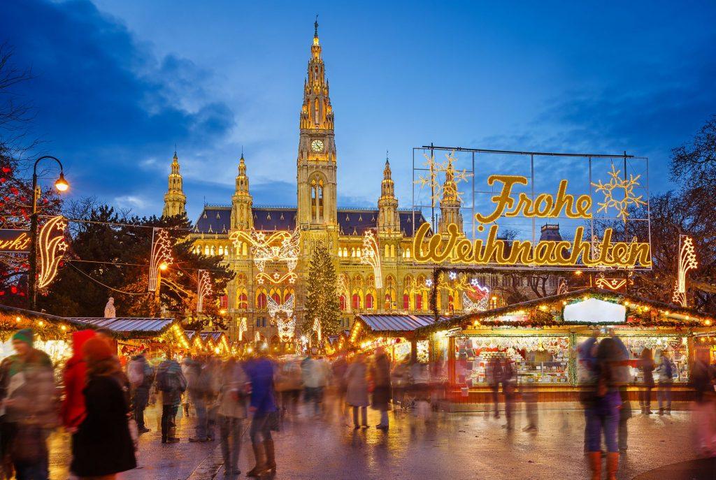 Marchés de Noël dans les grandes capitales danubiennes incluant 4 nuits en croisière