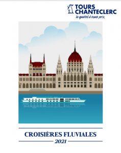 Brochure électronique Tours Chanteclerc Croisières Fluviales