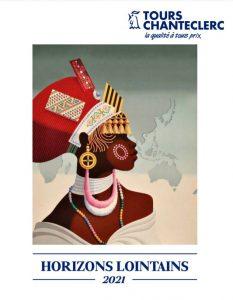 Brochure électronique Tours Chanteclerc Horizons Lointains