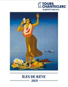 Brochure électronique Tours Chanteclerc Îles de Rêve