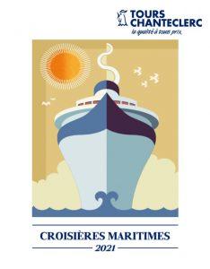 Croisières maritimes Tours Chanteclerc